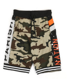 Parish french terry shorts (8-20)