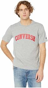 Converse Collegiate Text Short Sleeve Tee