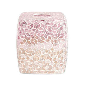 Mimosa Boutique Tissue Box Cover in Pink