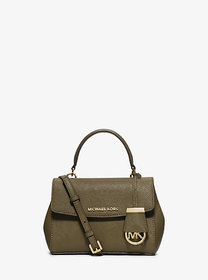 Michael Kors Ava Extra-Small Saffiano Leather Cros
