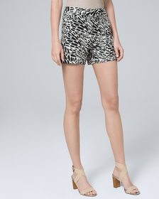 5-Inch Smooth Stretch Abstract Shorts