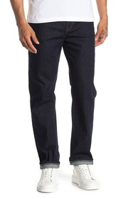 BOSS Albany Relaxed Fit Straight Leg Jeans - 30-34