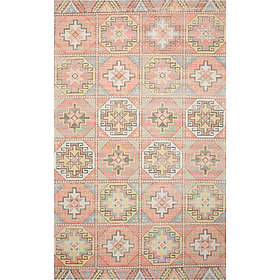 Nourison Madera Machine Woven Rug in Light Orange