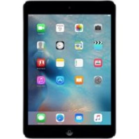 Apple - Refurbished iPad mini 2 - 64GB - Space gra