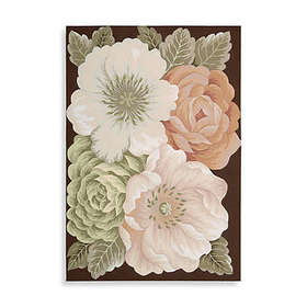 Nourison Fantasy Roses Hand Hooked Accent Rug