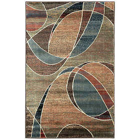Nourison Expressions Abstract 3'6 x 5'6 Multicolor