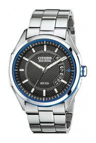 Citizen Men's High Tech Machine Stainless Steel Wa