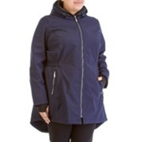 FRENCH CONNECTION Plus Size Soft Shell Jacket with