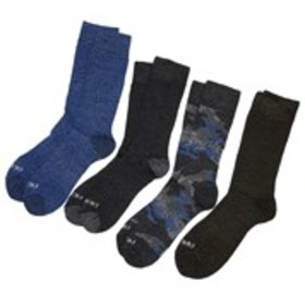 DICKIES Mens 4-Pack All-Season Crew Socks