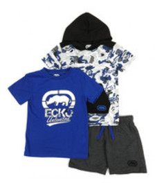 Ecko 3 pc knit set (4-7)