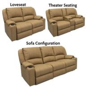 Thomas Payne Seismic Series Modular Theater Seatin