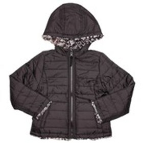 ME JANE Girls Quilted & Faux Fur Reversible Jacket