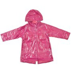 WIPPETTE Toddler Girls Hooded Solid Rain Jacket (2