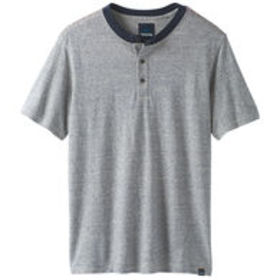 PRANA Men's Denning Shirt-Sleeve Henley Shirt