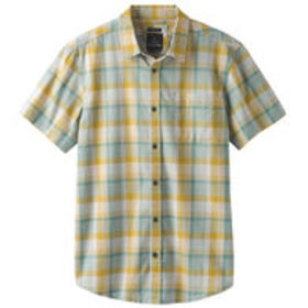 PRANA Men's Bryner Short-Sleeve Oxford