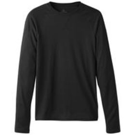 PRANA Men's Transverse Long-Sleeve Crewneck Shirt