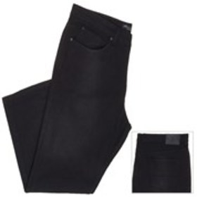 MARC ECKO Big & Tall Black Slim Straight Stretch J