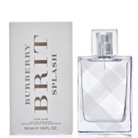 BURBERRY Burberry Brit Splash for Men (1.6 oz Eau