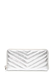 Rebecca Minkoff Edie Quilted Leather Wallet