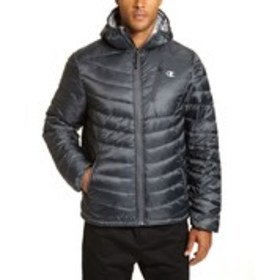 CHAMPION Mens Tall Packable Performance Jacket wit