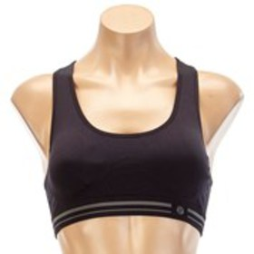 BALLY Seamless Sports Bra with Striped Accents