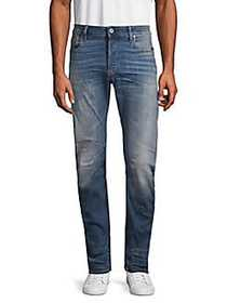 G-Star RAW Arc Slim Fit Jeans WORN IN