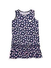 Juicy Couture Little Girl's & Girl's Heart-Print H