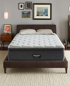 "Beautyrest Silver BRS900-TSS 14.75"" Medium Firm Pi"