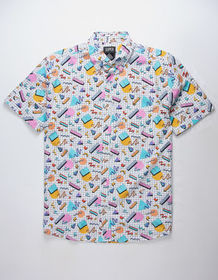 SUPER MASSIVE Off The Grid Mens Shirt_