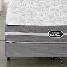 Crate Barrel Simmons ® Beautyrest ® Luxury Firm Ma