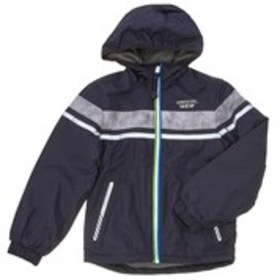LONDON FOG Boys Stripe Accent Jacket with Hood (8-