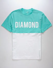 DIAMOND SUPPLY CO. Origin Block Mens T-Shirt_