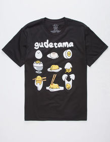 Gudetama Lazy Egg Mens T-Shirt_