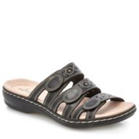 CLARKS Clarks Leisa Cacti Womens Leather Comfort S