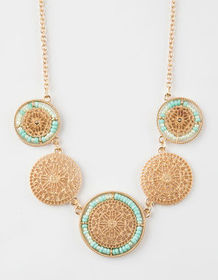 FULL TILT Ann Statement Necklace_
