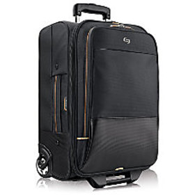 Solo Urban Rolling Overnighter Case For