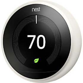 Nest Learning Thermostat 3rd Generation White