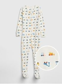 babyGap Digger Footed One-Piece