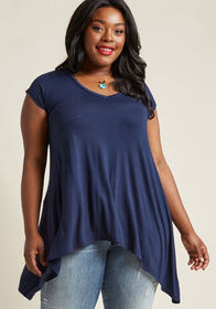 A Crush on Casual Tunic in Rose Pink