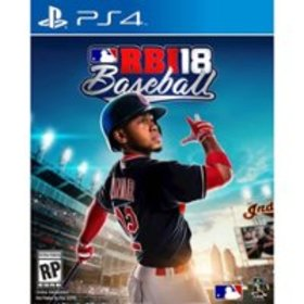 R.B.I. Baseball 18 - PlayStation 4