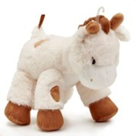 KIDS PREFERRED Cream Plush Giraffe