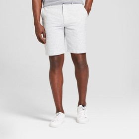 "Men's 10.5"" Linden Flat Front Chino Shorts - Goodf"