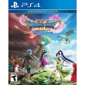 Dragon Quest XI: Echoes of an Elusive Age - PlaySt