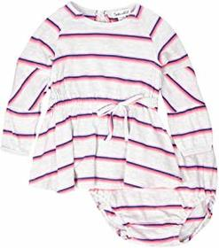 Splendid Littles Heather Stripe Dress (Infant)