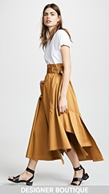 3.1 Phillip Lim Dress with Jersey Tee