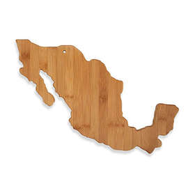 Mexico Bamboo Cutting Board