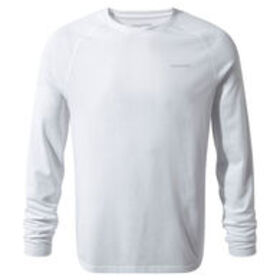 CRAGHOPPERS Men's NosiLife Bayame Long-Sleeve Shir