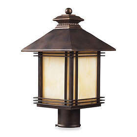 ELK Lighting Blackwell One-Light Outdoor Post Ligh