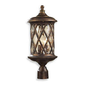ELK Lighting Barrington Gate 2-Light Post Light In