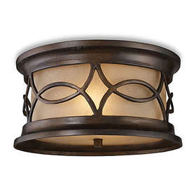 ELK Lighting Burlington Junction 2-Light Outdoor F